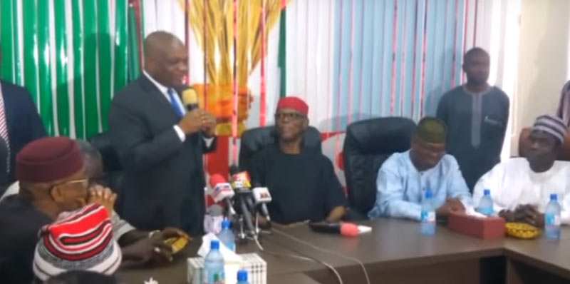 Orji Uzor Kalu joins APC after dumping PPA