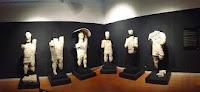 Giganti di Mont'e Prama: finalmente riuniti al museo civico di Cabras