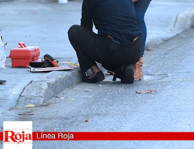 Ejecución mañanera en Cancún. Matan a balazos a un hombre en la avenida Kabah