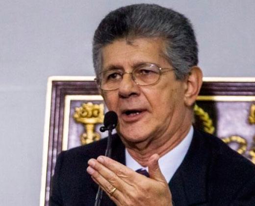 Ramos Allup asegura que AN revocará al TSJ la semana próxima
