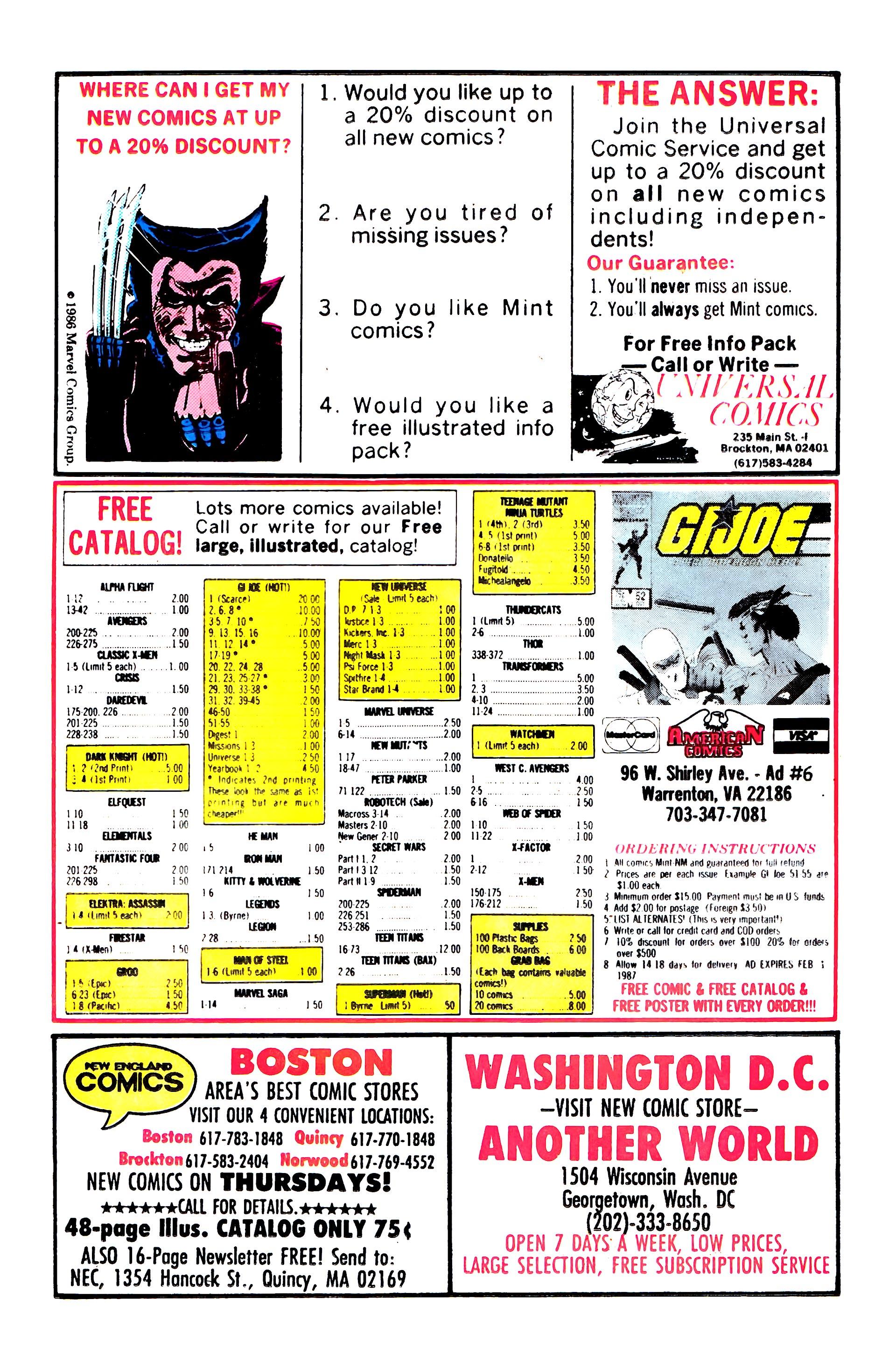 Read online Secret Origins (1986) comic -  Issue #10 - 39