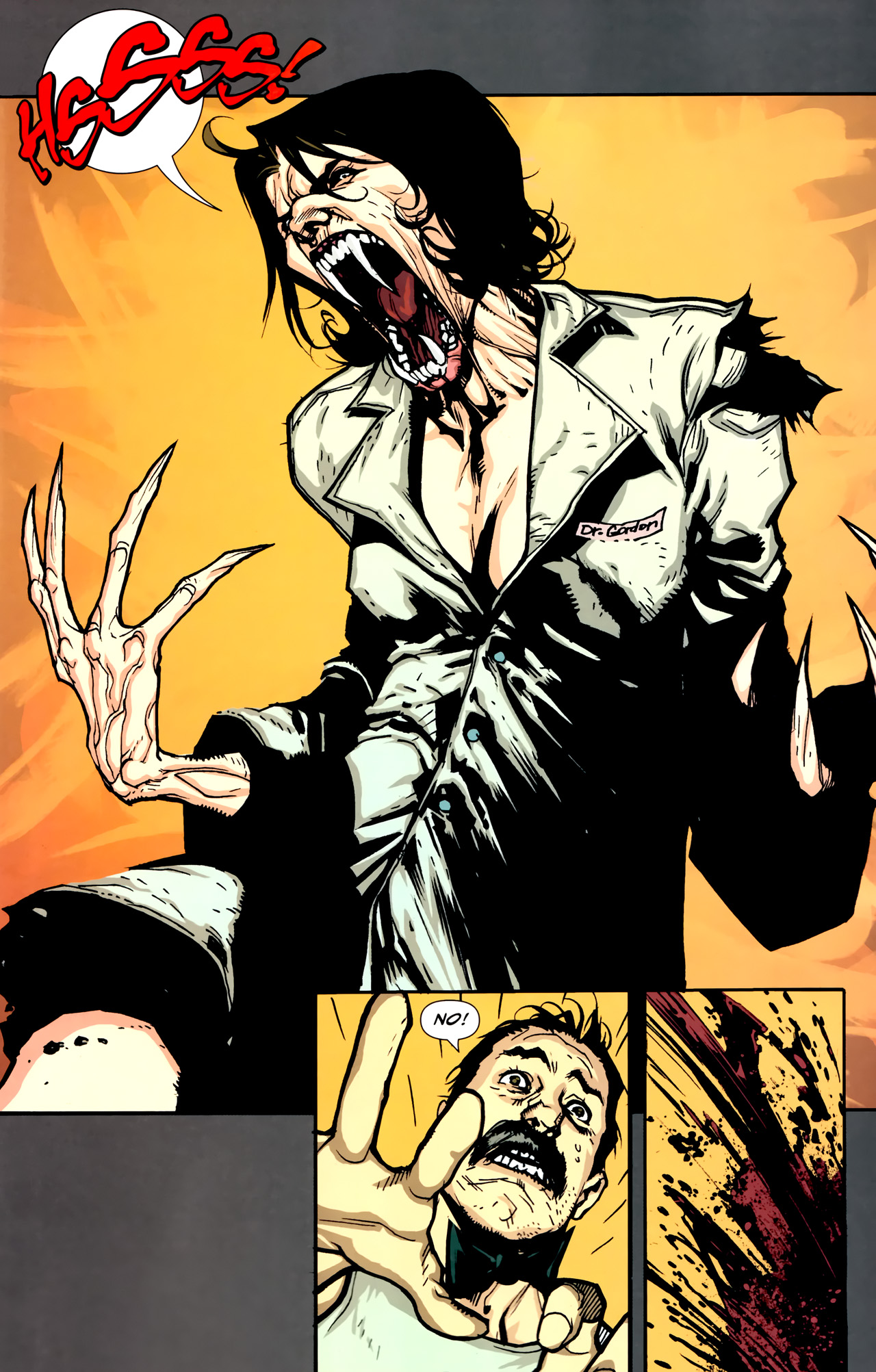 Read online American Vampire comic -  Issue #2 - 16