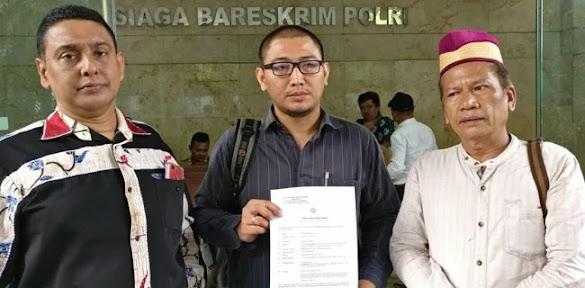 Cornelis Dilaporkan Ke Polisi Sebut Melayu dan Islam Penjajah