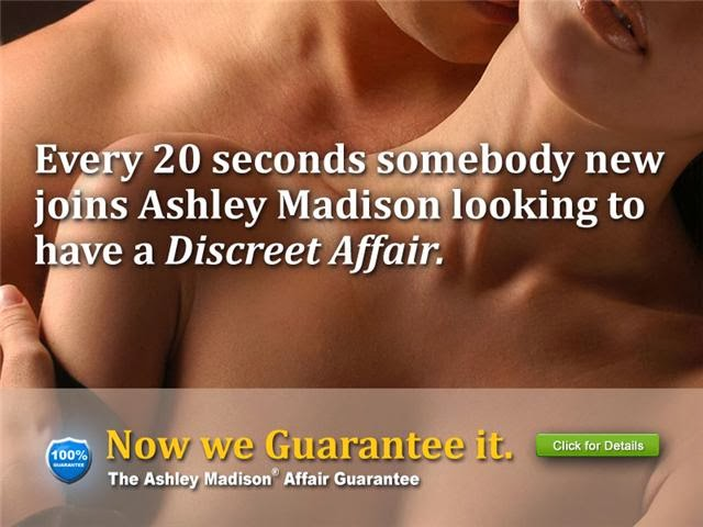 Ashley madison dating site the shocking truth