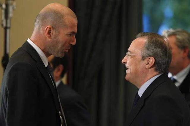 Mầm họa Real: Zidane cãi tay bo Perez, tương lai mịt mờ vì con trai 1