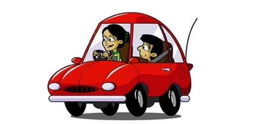 Doa Naik Kendaraan Motor dan Mobil