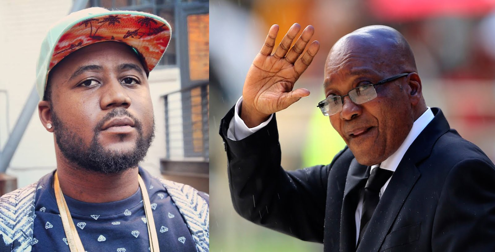 #FillUpTheDome: South African youths slam Jacob Zuma for praising Cassper Nyo