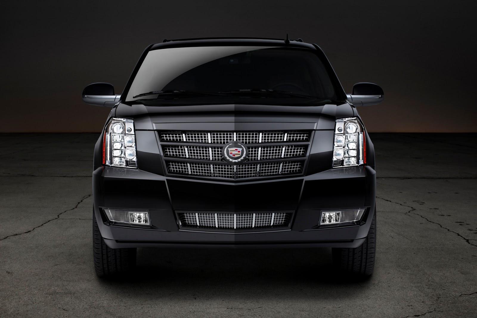 Future Cars: 2014 Cadillac Escalade Luxury SUV