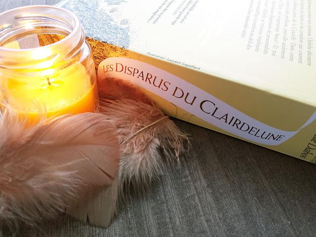 lecture book chronique littéraire le bloc-notes de carmen chronique avis christelle dabos les disparus du clairdelune fantastique fantasy magique critique livre