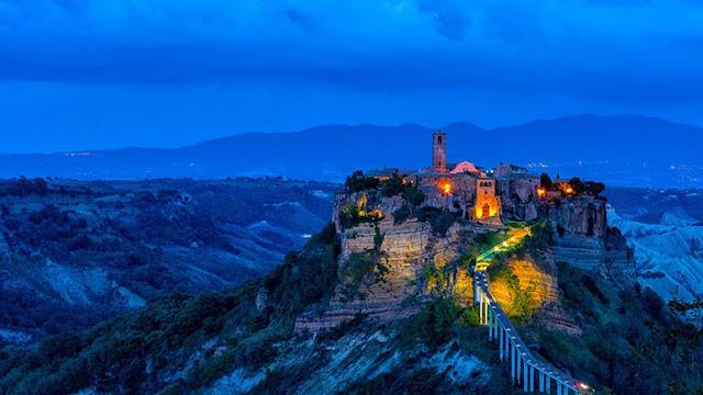 Civita di Bagnoregio: Η πανέμορφη αετοφωλιά της Ιταλίας