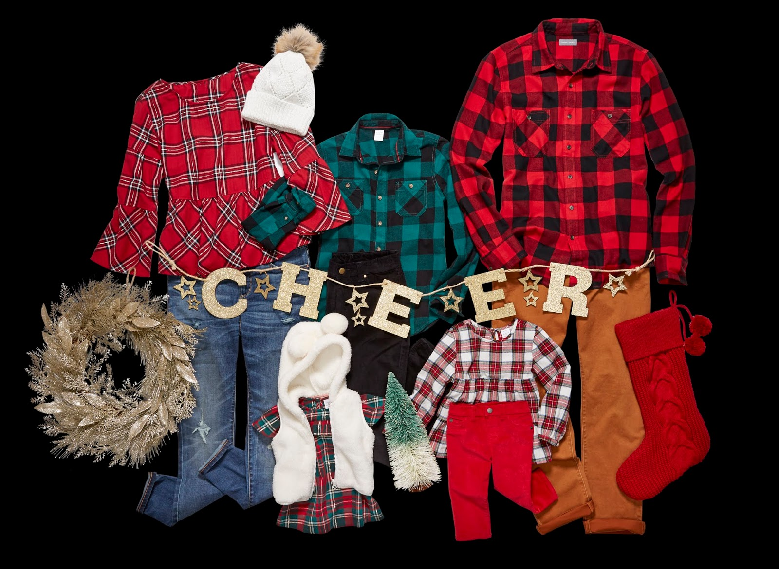 My Style: I'm Falling for Flannel and Plaids from JCPenney  via  www.productreviewmom.com