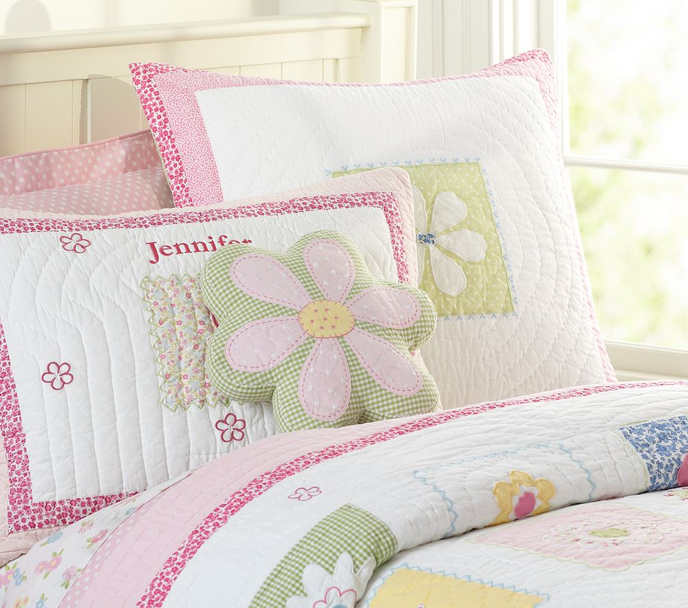 Pottery Barn Toddler Bed: Pottery Barn Patterns: Pottery Barn Kids Jennifer Bedding