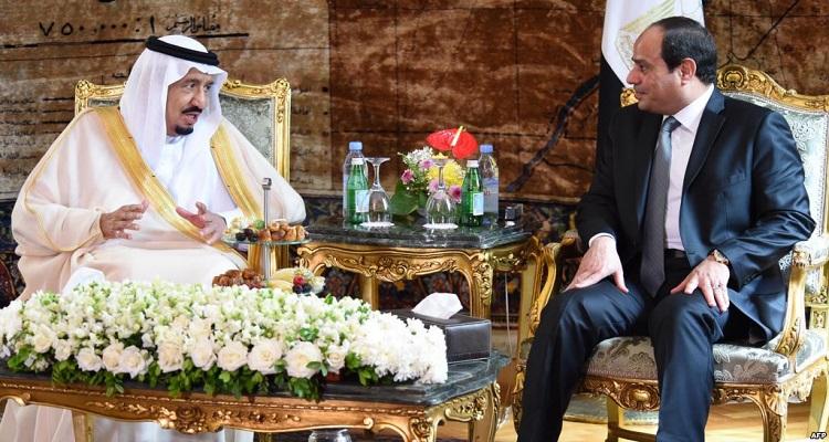السيسي يشترط شيئا غريب وصادم من الملك سلمان للمصالحة مع السعودية