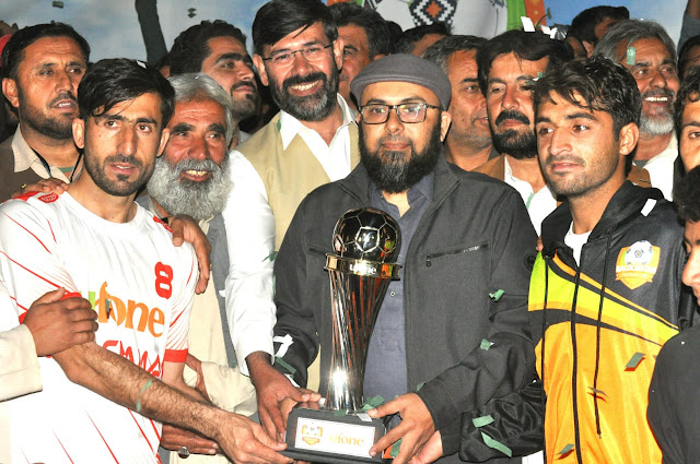 Ufone Balochistan Football Cup Final: Afghan FC clinches the championship title