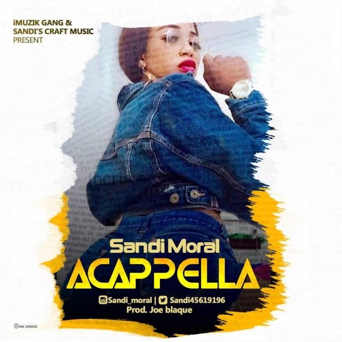 Premiere : Sandi Moral – Acappella