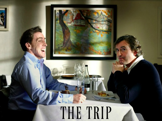 Food and Film Blog Reviews The Trip with Steve Coogan and Rob Brydon