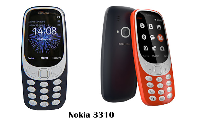 Nokia 3310 Full Mobile Specifications,Price in Nokia Mobiles