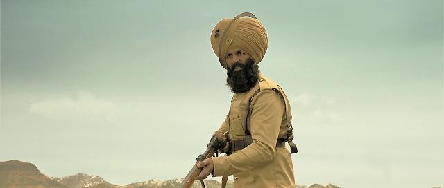 Kesari (2019) Full Movie [Hindi-DD5.1] 720p BluRay ESubs Download