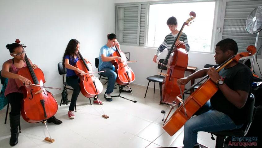 Projeto Guri abre 471 vagas em cursos gratuitos de música na região de Ribeirão Preto