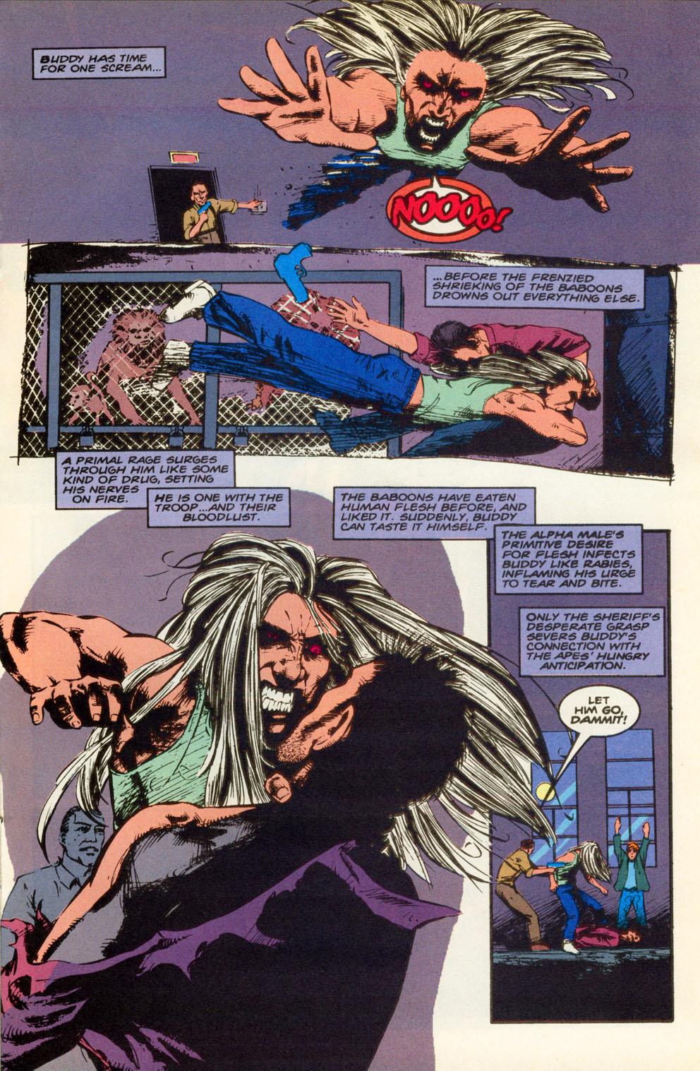 Read online Animal Man (1988) comic -  Issue #83 - 12