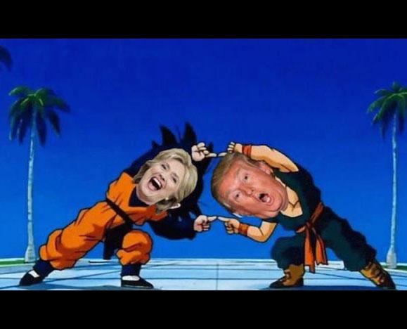Los memes también se hacen presentes en la elección por la Casa Blanca