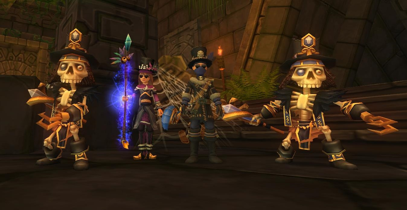 New Pirate101 Updates and a Streaming Announcement ~ Secrets of the