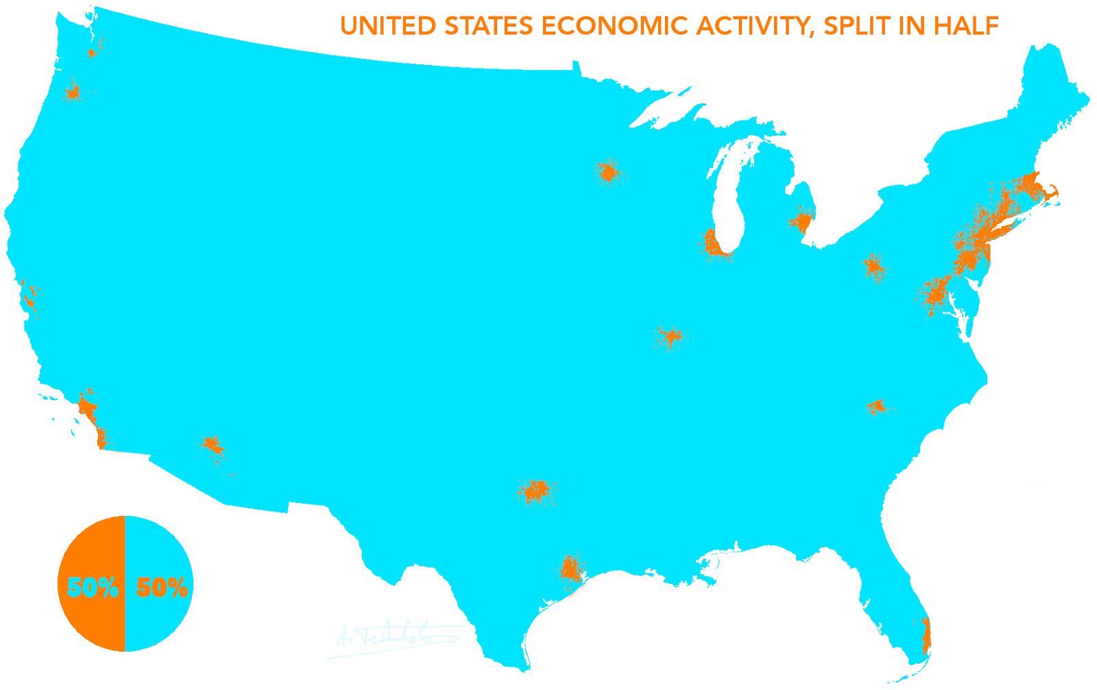 Economic activity in the United States