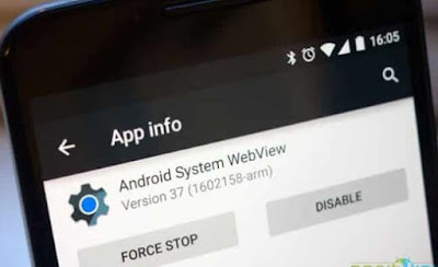 Implementasi WebView di Android