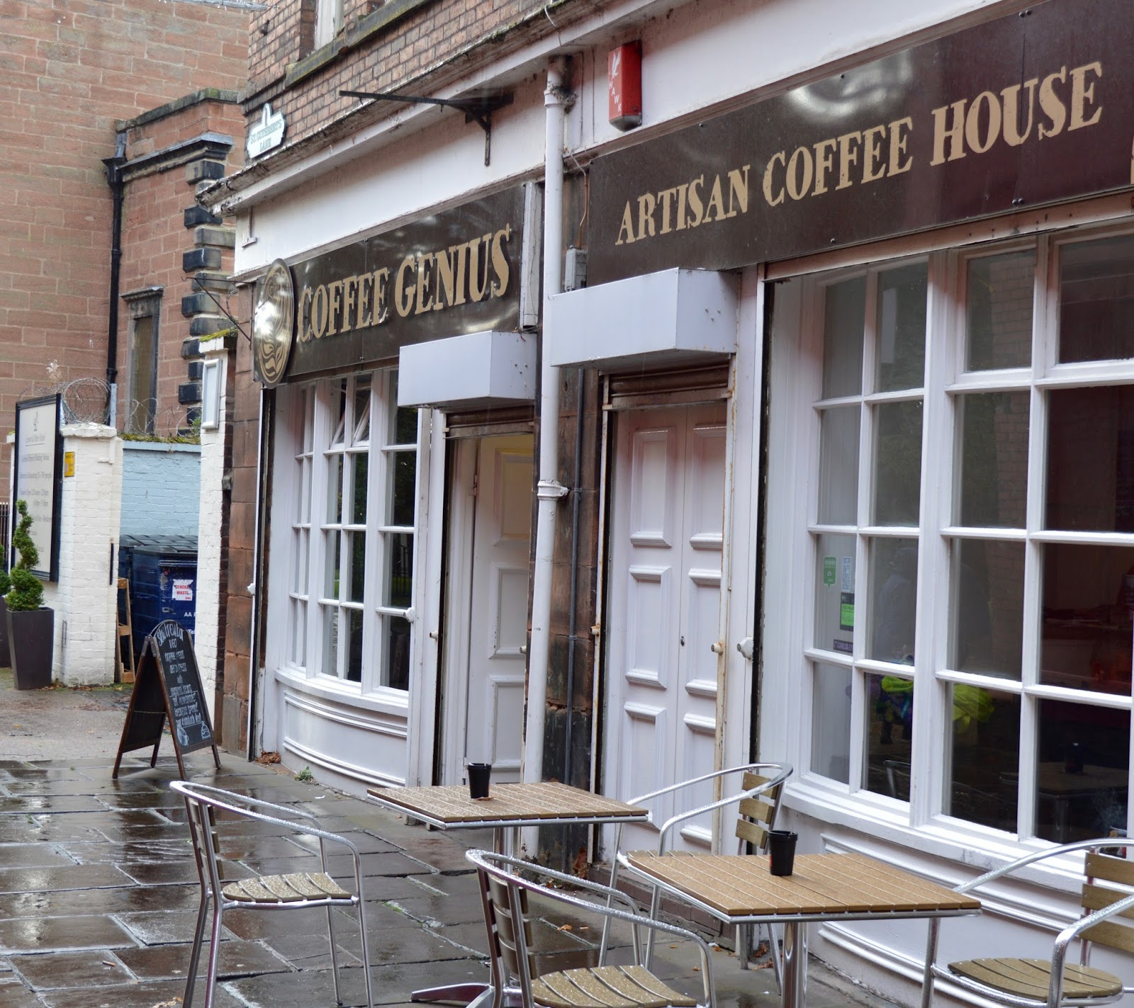 Great Days Out with Northern  | Our Day Trip to Carlisle by Train - Coffee Genius location