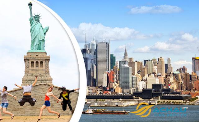 Tìm hiểu về du lịch nước Mĩ