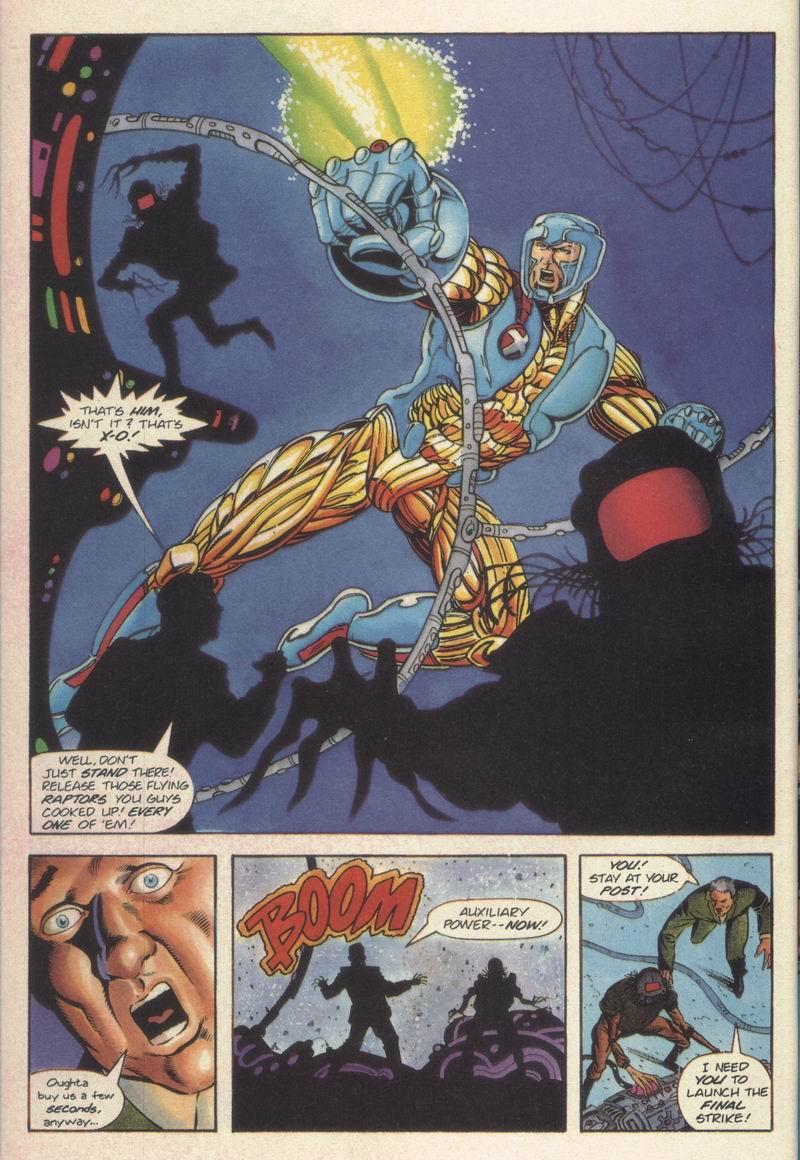 Read online Turok, Dinosaur Hunter (1993) comic -  Issue #19 - 8