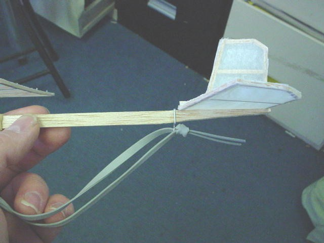 Hobby Hobnob Building A Model Balsa Wood Airplane