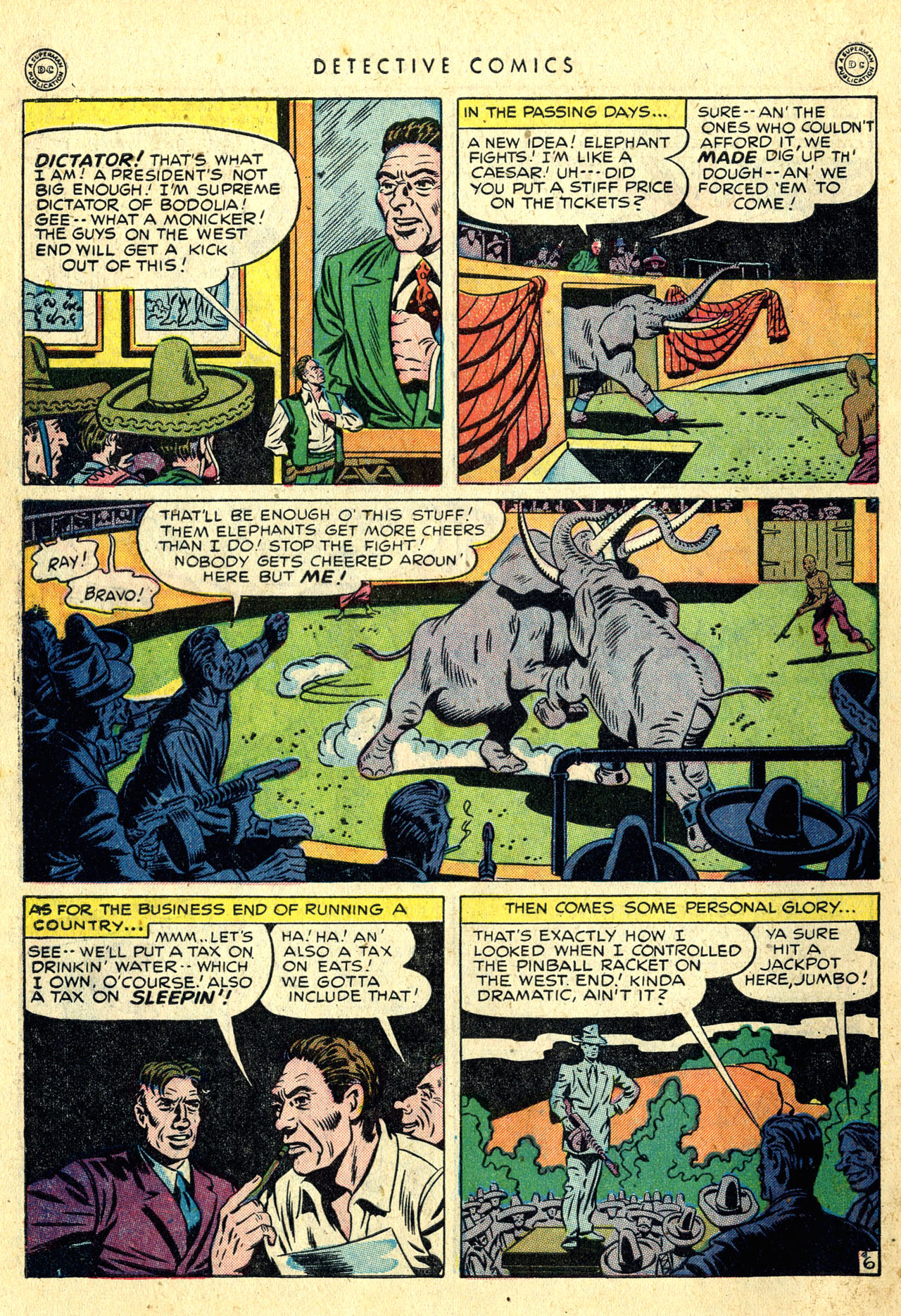Read online Detective Comics (1937) comic -  Issue #140 - 42