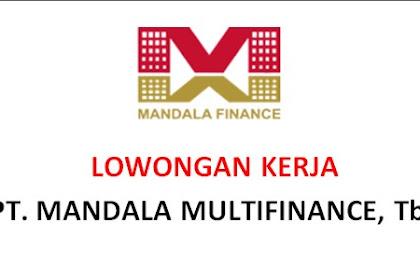 Lowongan Kerja di PT Mandala Multifinance Tbk