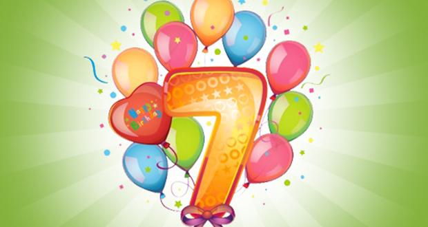 конкурсы на день рождения 7 лет