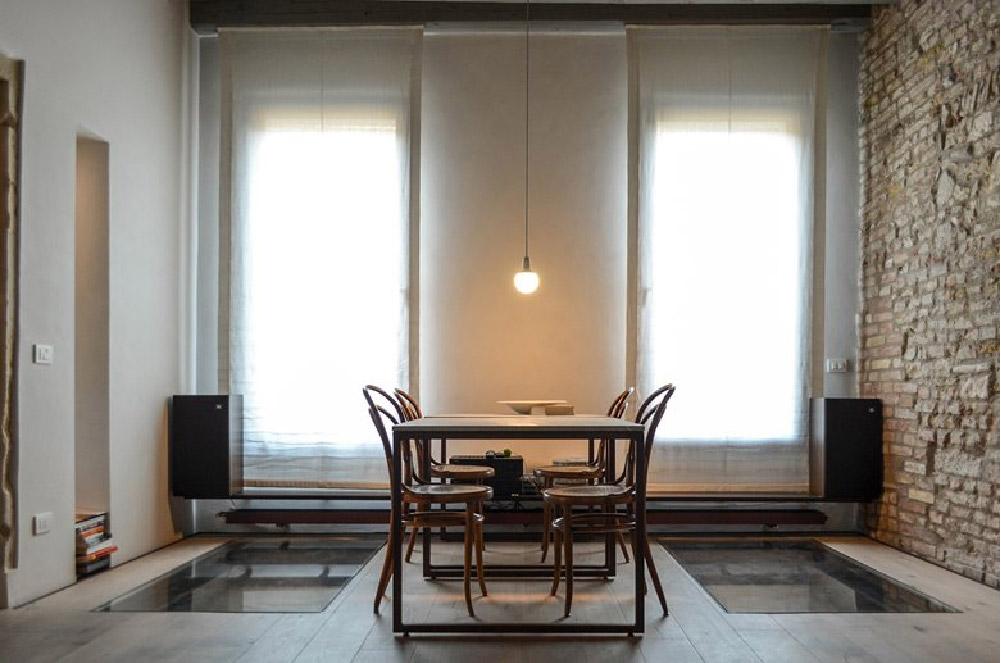 Restauro appartemento su due livelli