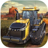 Farming Simulator 18 Apk + Data Mod (Unlimited Money)