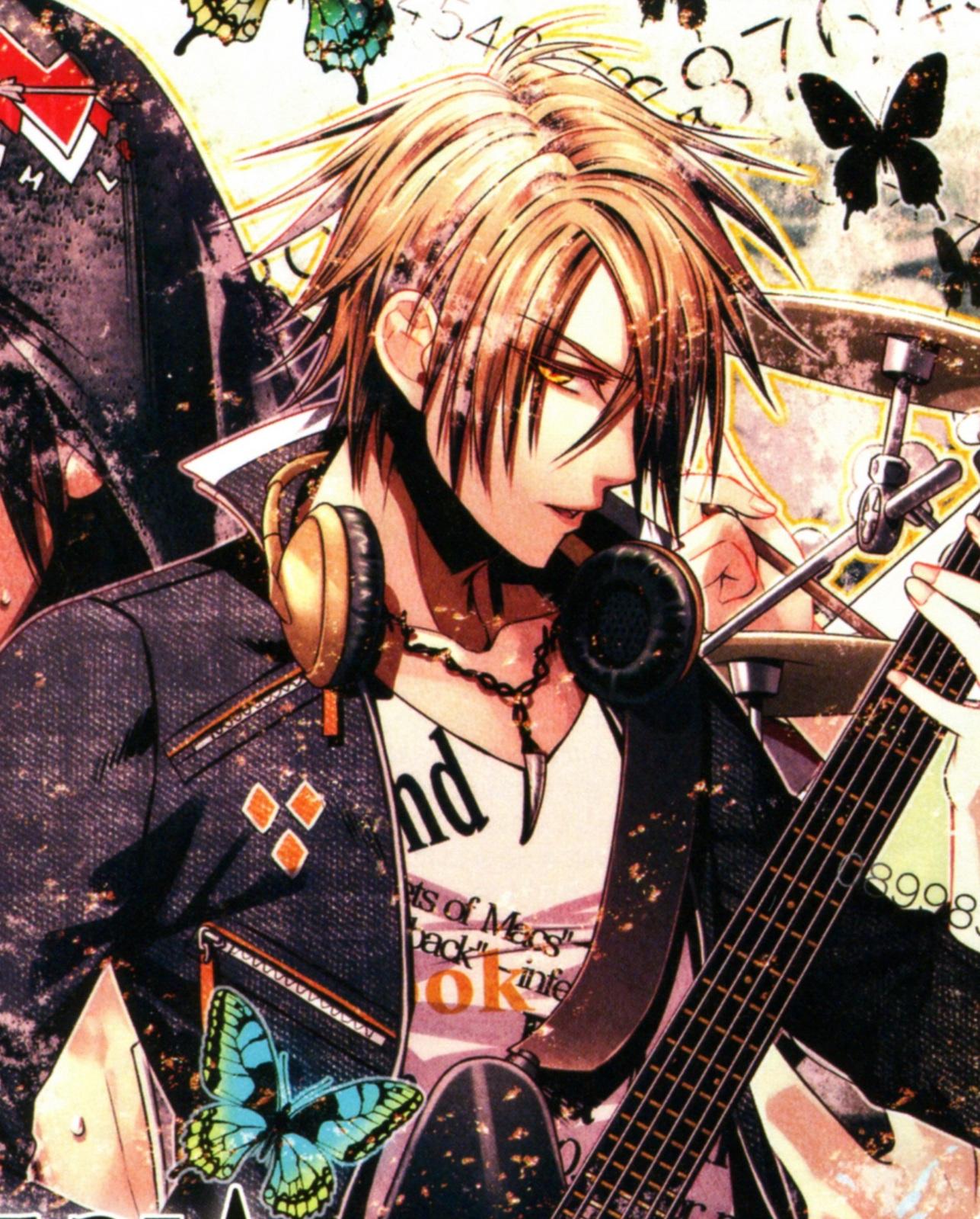 Anime - Rock Boy   Blog da Jeh