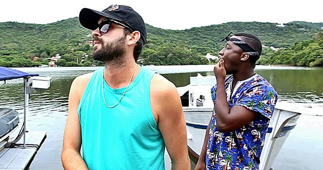 """F.Costa lança o clipe """"Faces"""" com participação do rapper nigeriano Ayó Da Poet"""