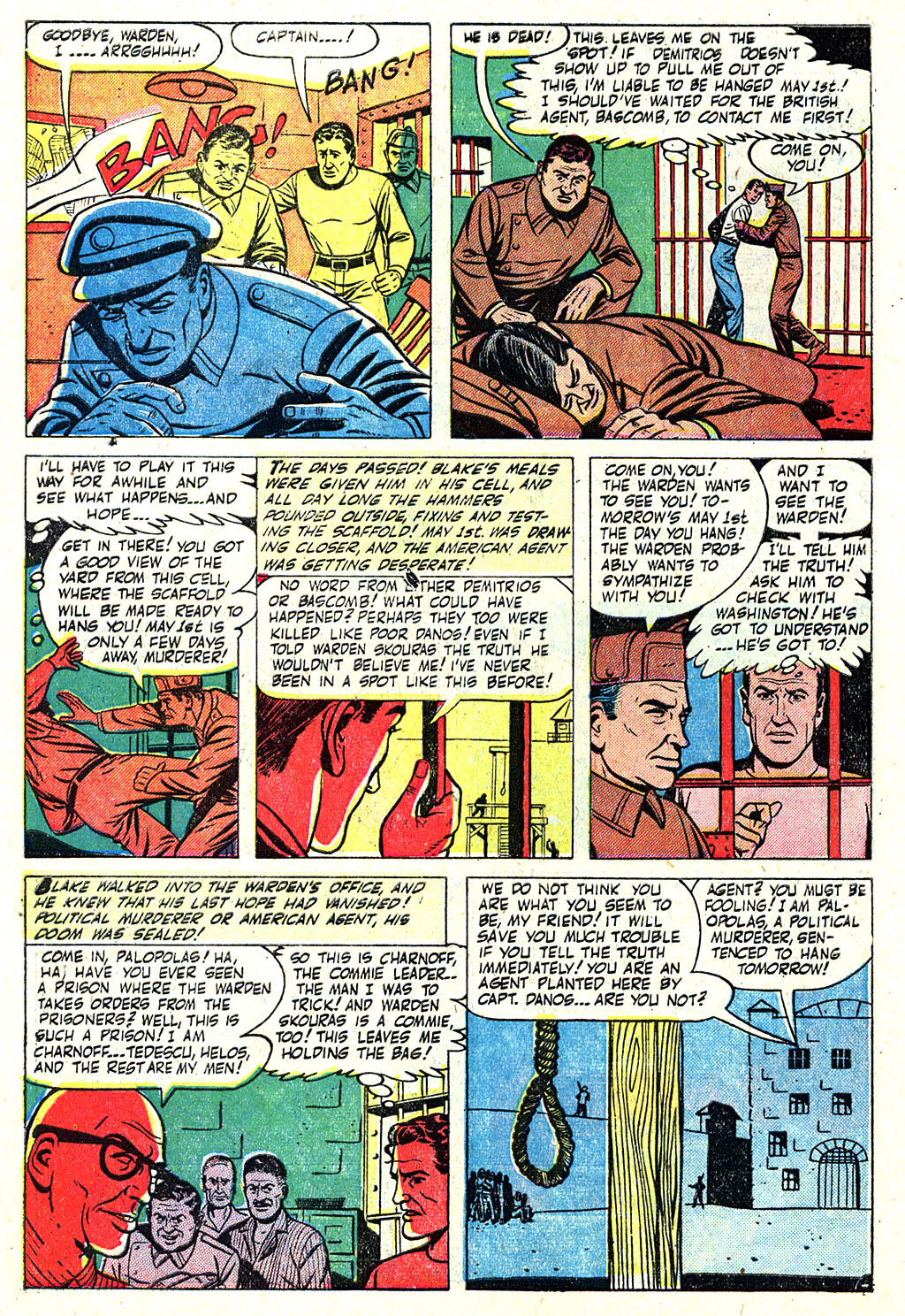 Kent Blake of the Secret Service issue 5 - Page 6