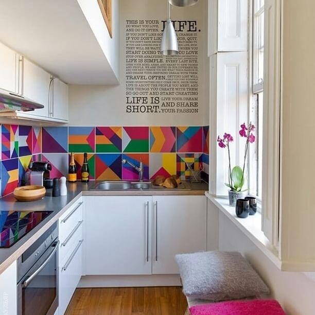 dapur semi outdro sederhana