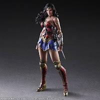 Wonder Woman basata sulla fisionomina di Gal Gadot