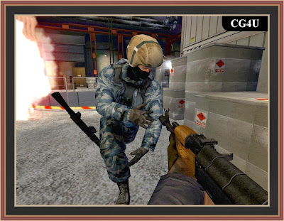 Shadow Ops Red Mercury PC game