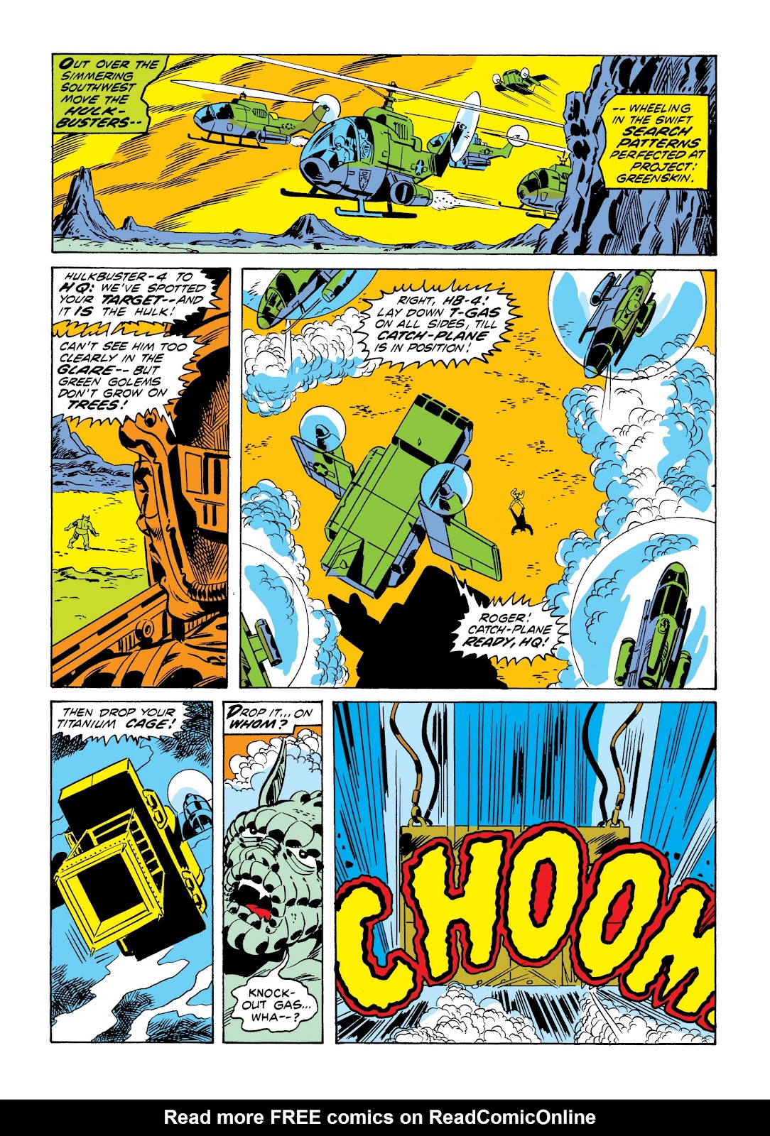 Read online Marvel Masterworks: The Incredible Hulk comic -  Issue # TPB 9 (Part 1) - 60