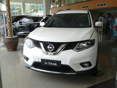 Harga Spesifikasi Nissan X Trail 2017