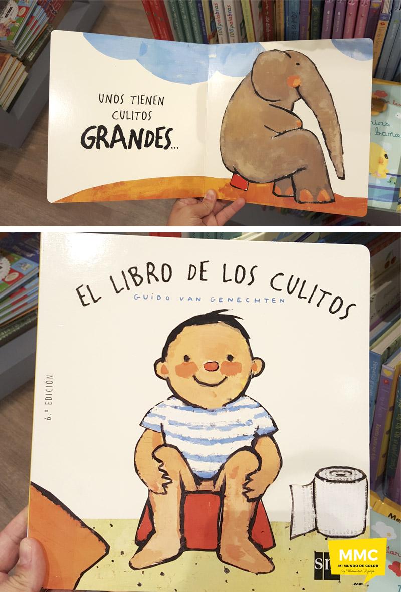 libros infantiles para dejar el pañal