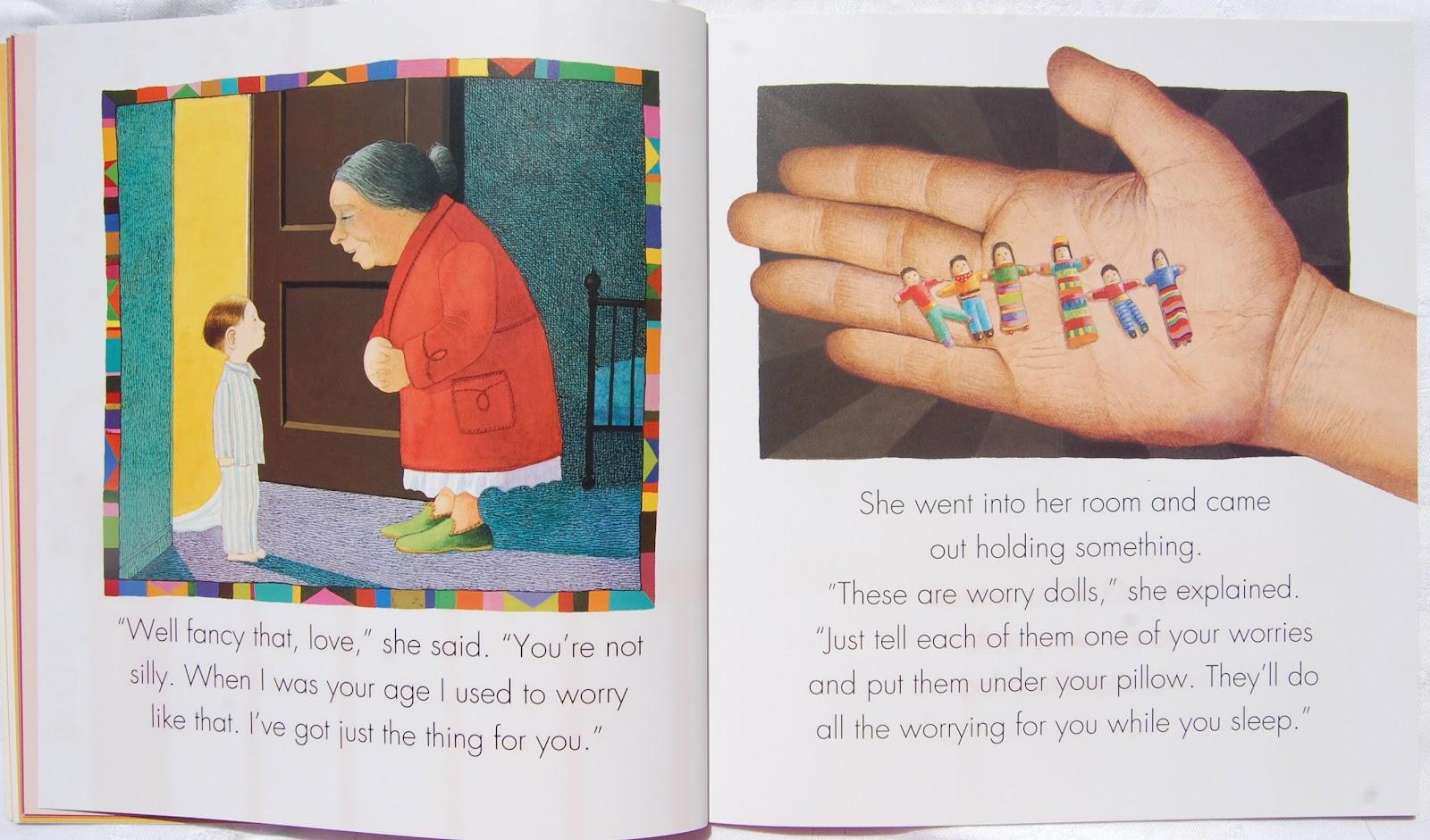 Picturebooks In Elt Billy S Worry Dolls