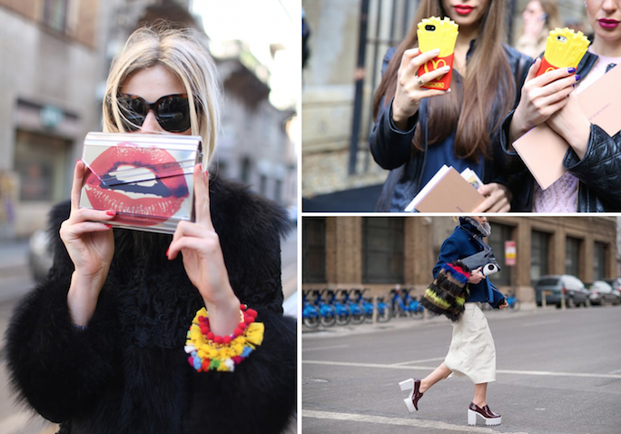 Street Style Accessories at New York Fashion Week