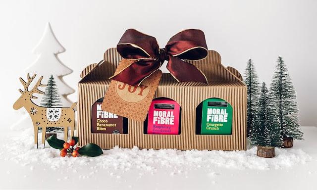 Moral Fibre Christmas Gift Set