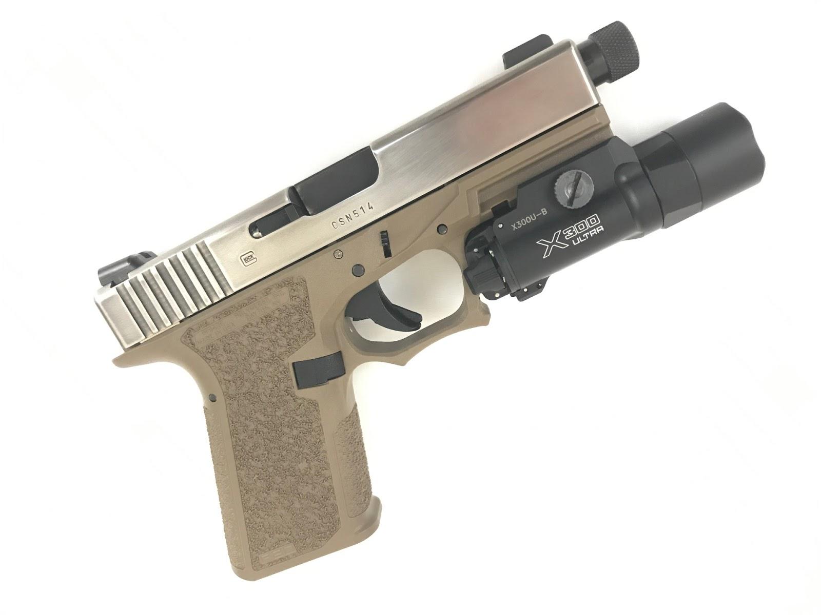 Minivan Door Gunner: Polymer80 PF940C Compact Gen2 80% Not A Glock ...